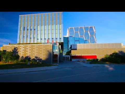 University of Waterloo Engineering Virtual Tour
