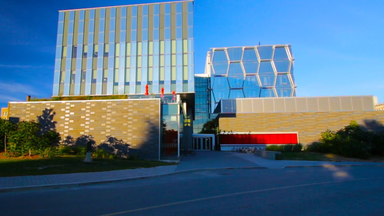 University Of Waterloo: University Of Waterloo Engineering Virtual Tour