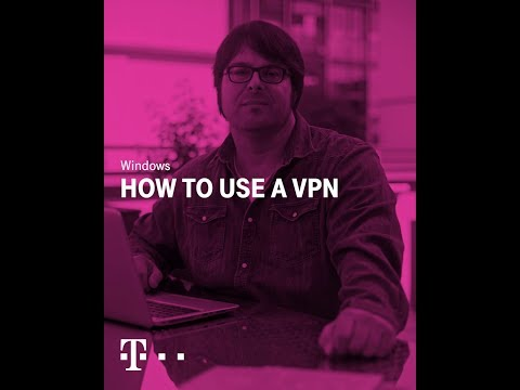 Social Media Post: Safe data. VPN connection lets you browse securely on the go (Windows)