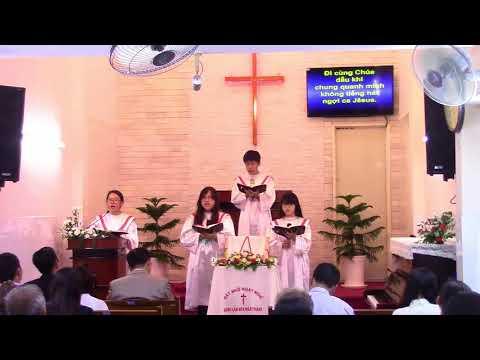 Thánh ca 725 Nhìn xem Jêsus - Ban Thiếu niên