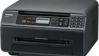 Обзор Panasonic KX-MB1500 RU