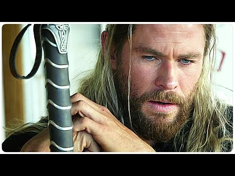 THOR RAGNAROK | Team THOR Clip - CIVIL WAR (FIlme 2017)