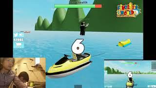 Episode 1 - A Very Titanic Ending - Roblox SharkBite Titanic