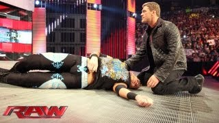 Edge returns with