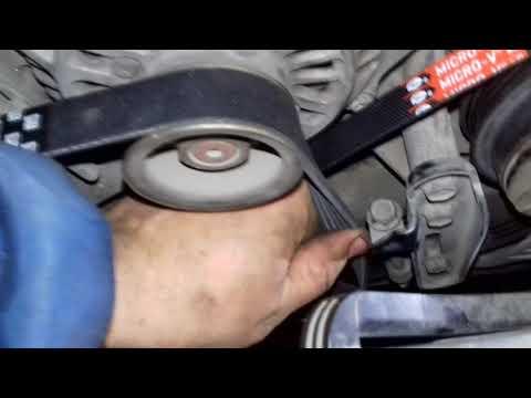 Что нужно знать, при замене ремней генератора и кондиционера Subaru Forester. #АлексейЗахаров. Авто