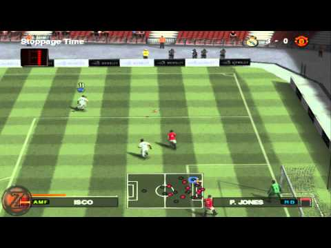 Pro Evolution Soccer 2014 PS2 Gameplay *HD* 1080P