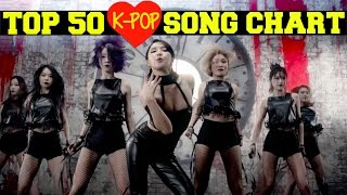 [TOP 50] K-POP SONGS CHART - FEBRUARY 2016 [WEEK 1]