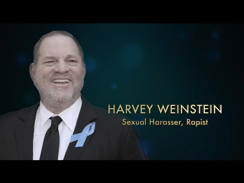 Hollywood In Memoriam: Sexual Assault Edition