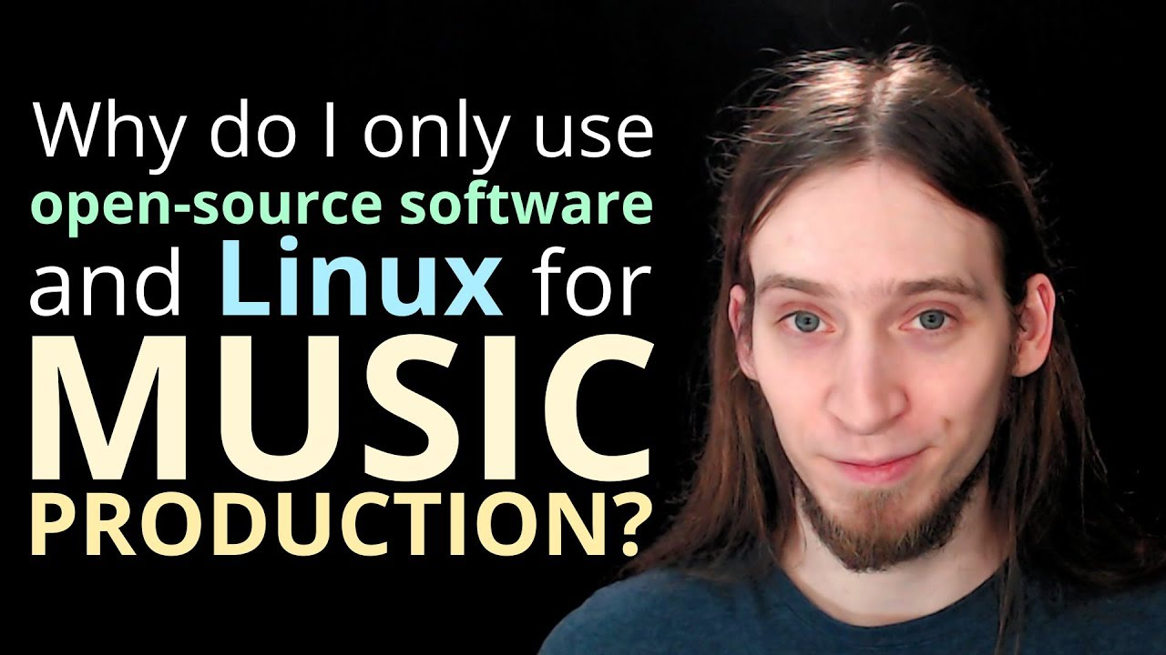 Music production with open-source software and Linux?