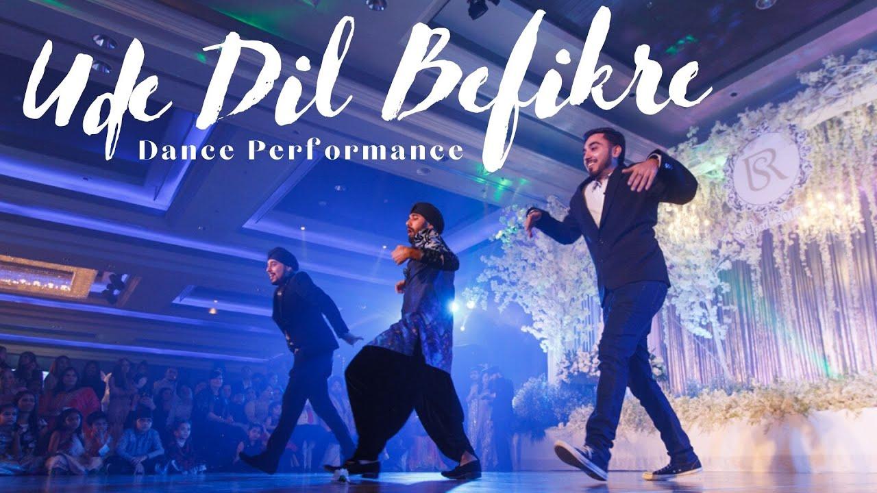 Ude Dil Befikre  | Sangeet | Indian Wedding Dance Performance
