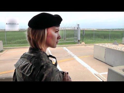 Female Airman - Air National Guard