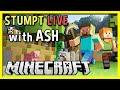 Test with Ash - Stumpt Minecraft Server - Sept 10th 2016