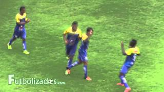 Delfín 2 - Liga de Portoviejo 1- Amistoso.