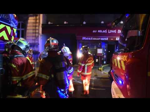 Limoges : incendie boulevard Louis-Blanc