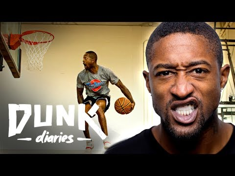 Will Bunton Is The HIGHEST Jumper On The PLANET!   Dunk Diaries