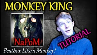NaPoM - Monkey King | Tutorial of NaPoM Routine! [Requested]