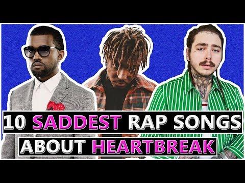 10 Saddest Rap Songs About Heartbreak