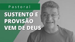 PROVISÃO E SUSTENDO VEM DE DEUS| Rev. Carlos Henrique | Mateus 6