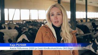 Aasta Põllumees 2020 Kaja Piirfeldt: kindlustusühistus saad väikese panusega osa millestki suurest!