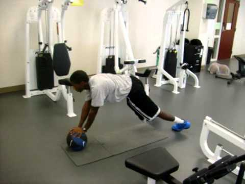 Lebron James – Five Minute Abs Workout