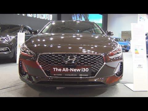 Hyundai i30 1.4 T GDi 7DCT Premium Avantgarde 2018 Exterior and Interior