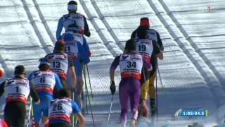 Val di Fiemme 2013 World Ski Championships: Men