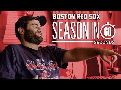 Boston Red Sox Fans   Season in 60 Seconds