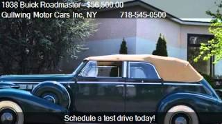 1938 Buick Roadmaster Turbo for sale in Astoria, NY 11103 at