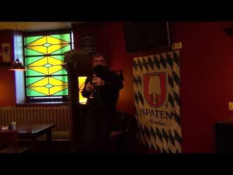 Elfin Flute - Irish Music bag pipe