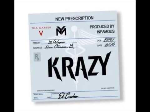 Lil Wayne - Krazy CarterV