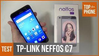 NEFFOS C7   test par TopForPhone