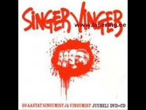 singer vinger massikommunikatsioon