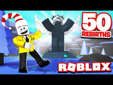 50 Rebirths To Get You HERE (Roblox Magnet Simulator)