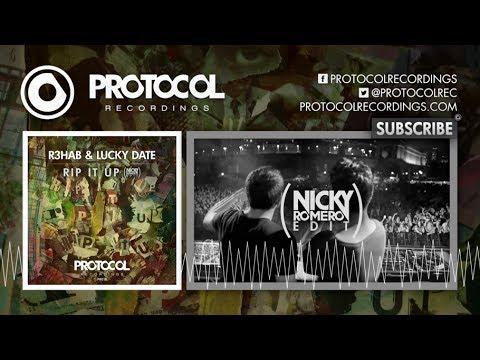 R3hab, Lucky Date - Rip It Up (Nicky Romero Edit) K-POP ...
