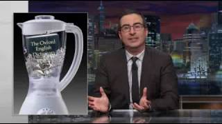 Last Week Tonight With John Oliver - Boris Johnson