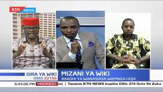 Mizani ya Wiki: Mchakato wa BBI, ni nani ataongoza mrengo wa