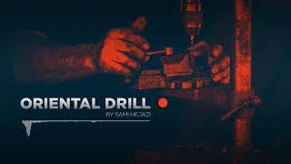 Oriental Drill Type Beat 2021 - Oriental Instrumental [Prod By: Sami hejazi]