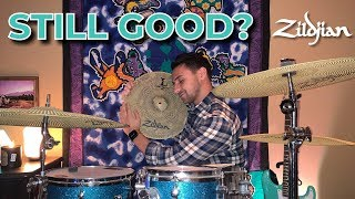 BRUTALLY HONEST : Zildjian L80 Low Volume Cymbals REVIEW | 3 Years Later..