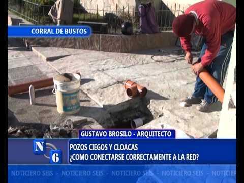 COMO CONECTARSE CORRECTAMENTE A LA RED DE CLOACA