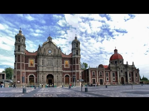 Antigua Basílica de Guadalupe de la Ciudad de México, documental