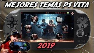 Mejores Temas de PS VITA   2019   Best PS VITA custom themes