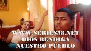 C.a.m. El Cam & Flow-58 Haciendo Coro @t Santo Domingo