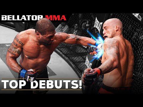 Best Debuts in Bellator History   Bellator MMA