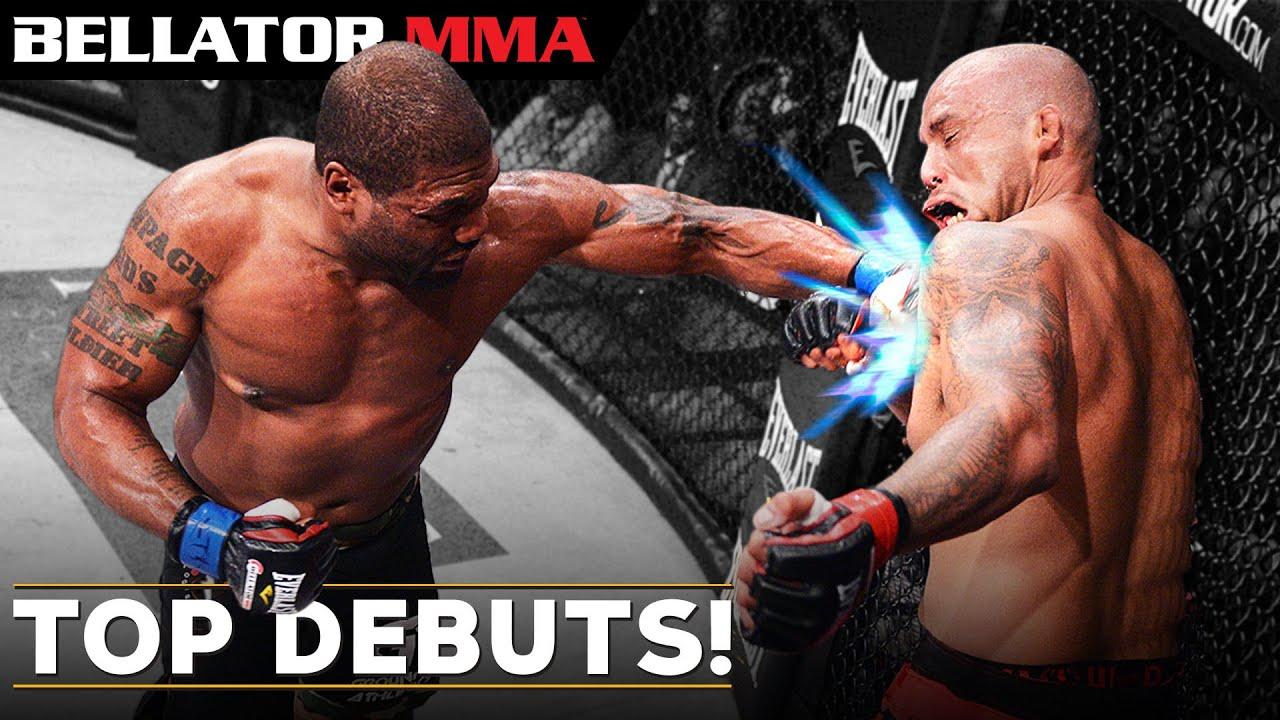 Best Debuts in Bellator History | Bellator MMA