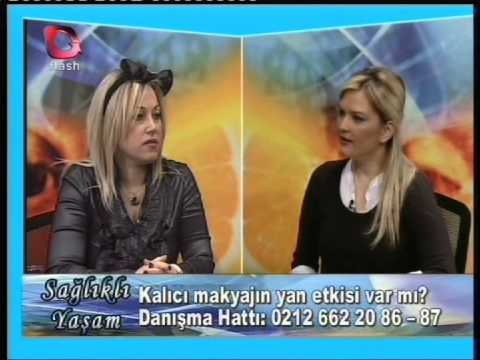 KALICI MAKYAJ HAKKINDA MERAK EDİLEN HERŞEY!!!