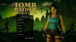 Tomb Raider 2 The Dagger Of Xian Remake - Обзор демо версии Великой игры 1