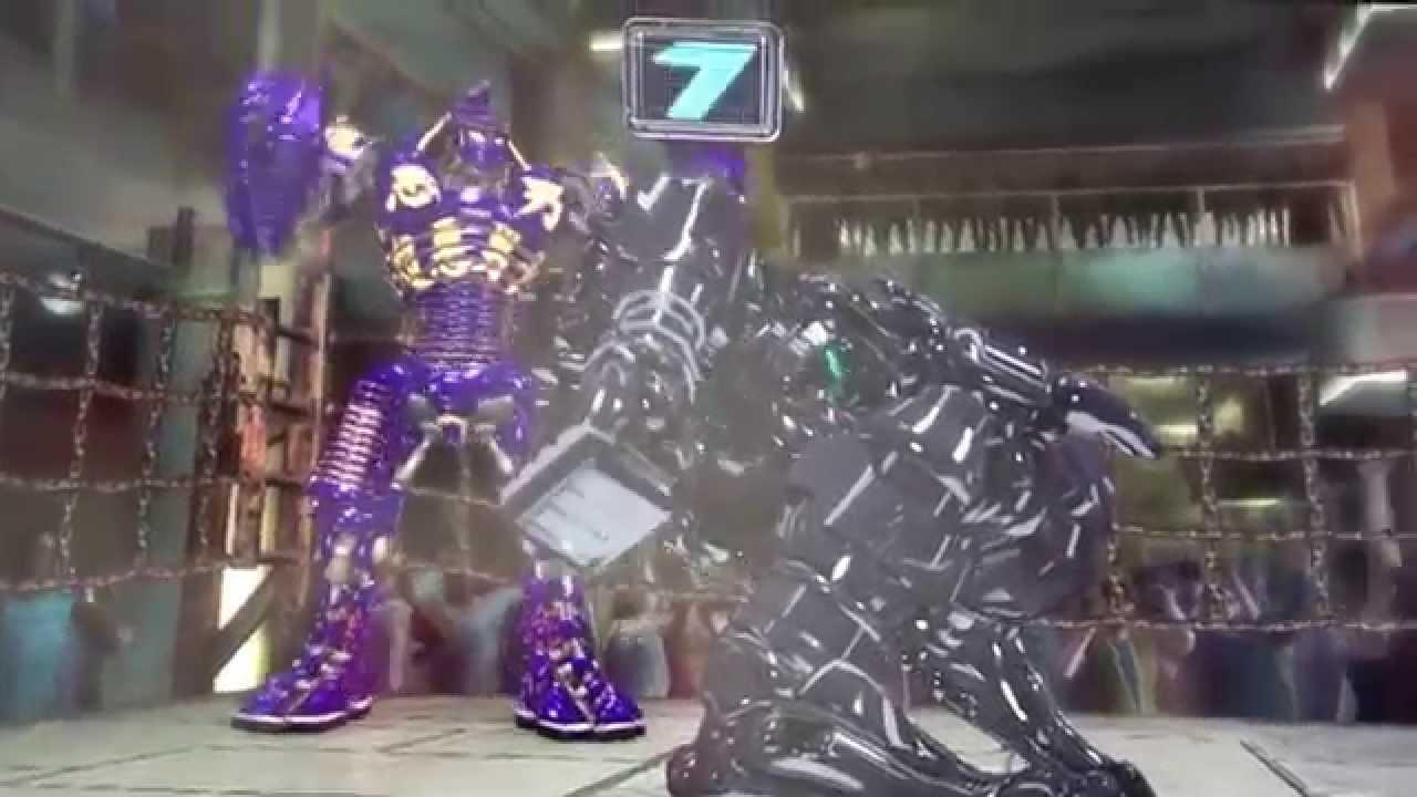 Noisy Boy vs Zeus REAL STEEL  YouTube
