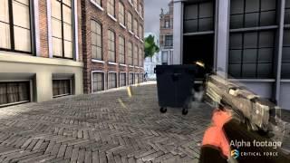 Critical Ops Alpha - Amsterdam Map Trailer
