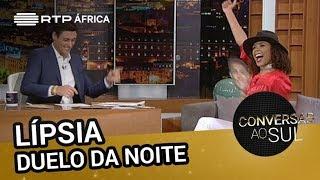 Lípsia (Duelo da Noite) | Conversas ao Sul | RTP África