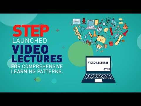 STEP launches Video Lectures   Practice Your Way to Perfection